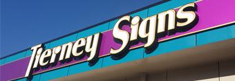 Tierney Signs